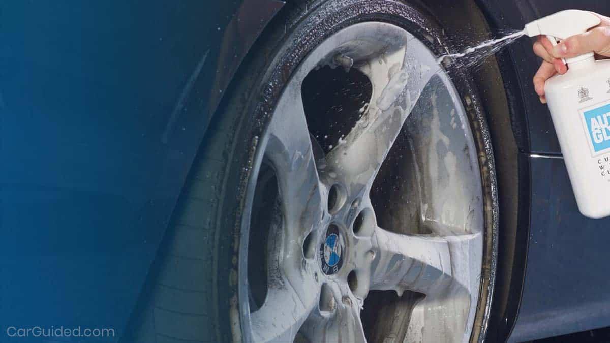 Best wheel cleaner