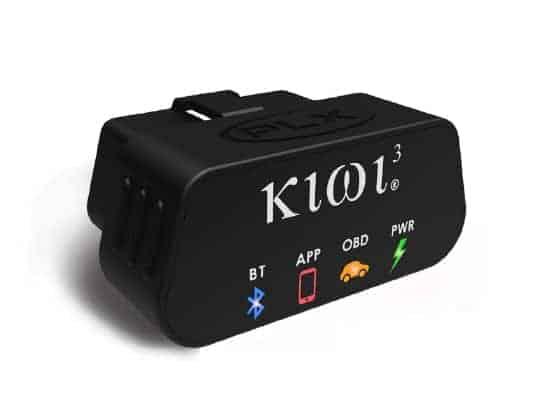PLX Devices Kiwi3 Bluetooth OBD2 Scanner