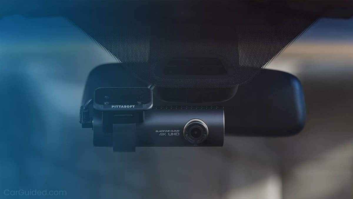 Trick of dashboard cameras