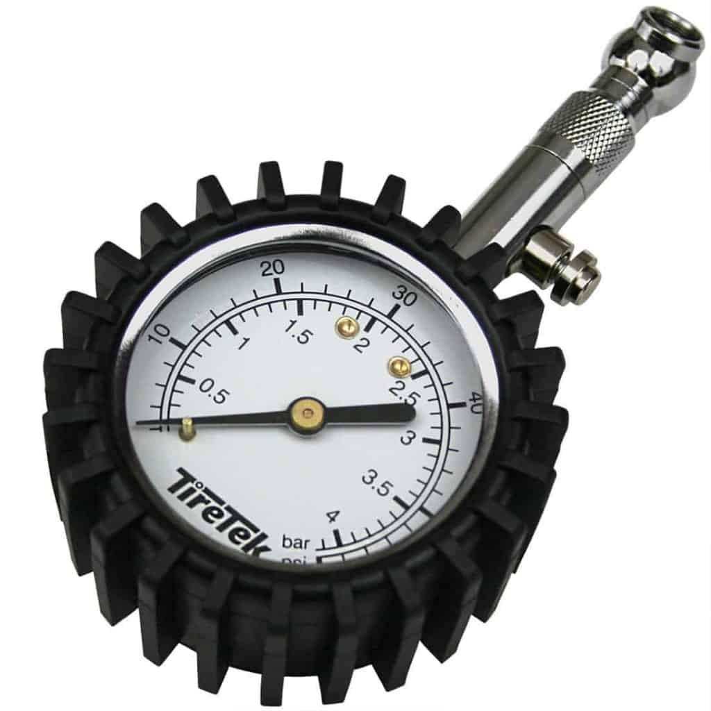 premium car tyre pressure gauge