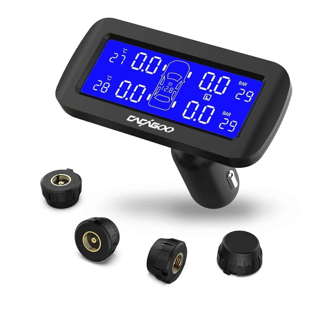 wireless tire pressure monitoring system