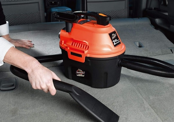 Armor All AA25 Wet Dry Shop Vac