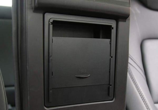 BASENOR Model Y Armrest Hidden Storage