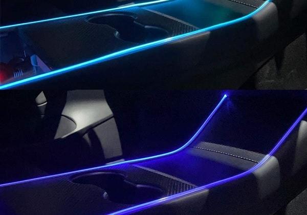 BASENOR Model Y RGB Light