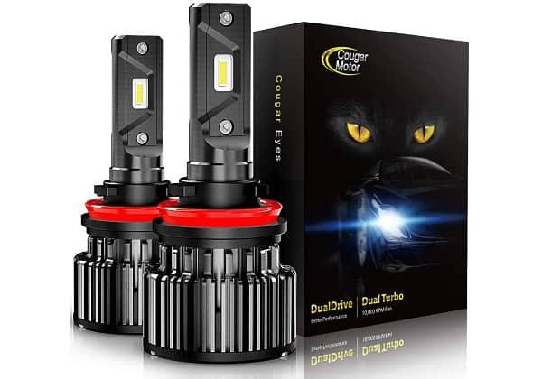 Cougar Motor H11 LED Headlight
