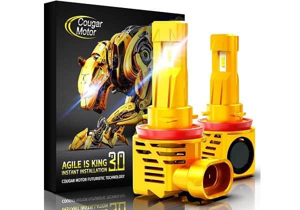 Cougar Motor Wireless H11 LED Headlight