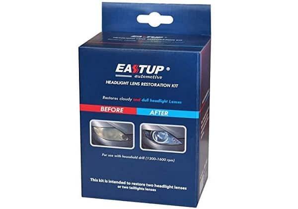 EASTUP Headlight Restoration