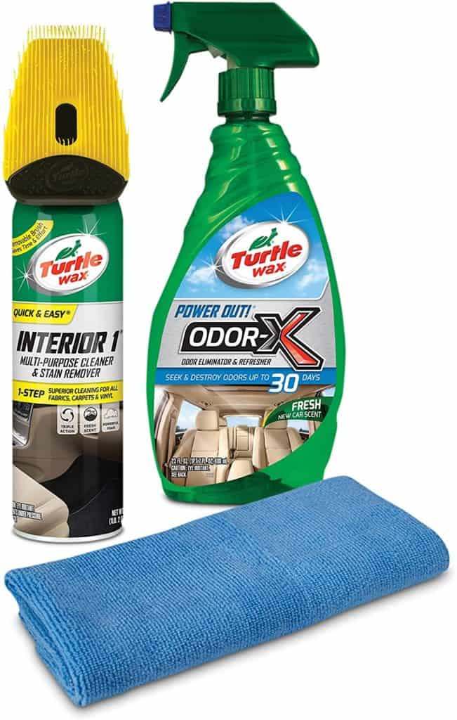 Best Car Upholstery Cleaners For 2020