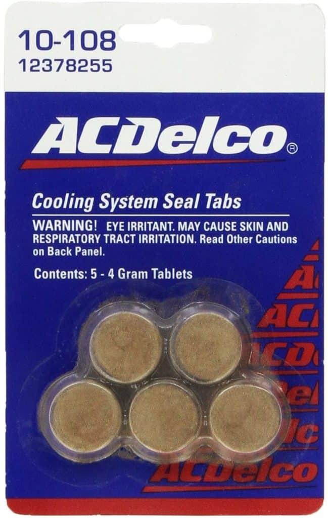 Genuine GM Fluid 3634621 Seal Tablet