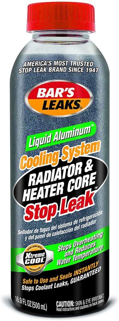 Bar's Leak Liquid Aluminum Stop Leak