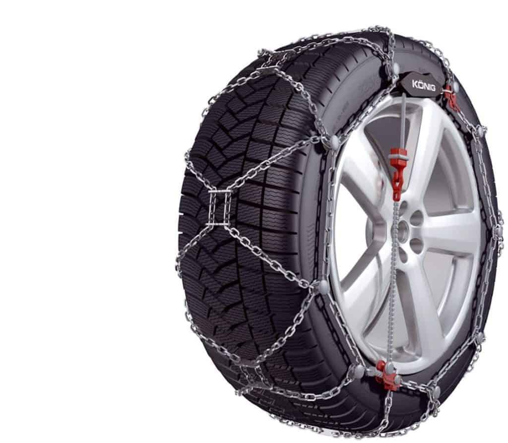 Konig XG-12 Pro 245 Tire Chain