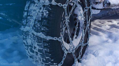 Best SUV Snow Chains