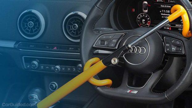 Best Steering Wheel Locks