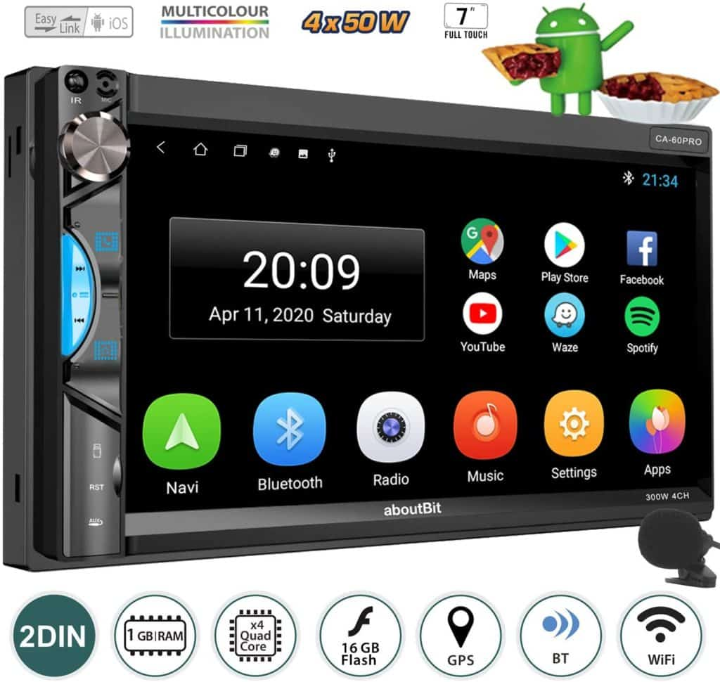 Best Double DIN Head Units For 2020