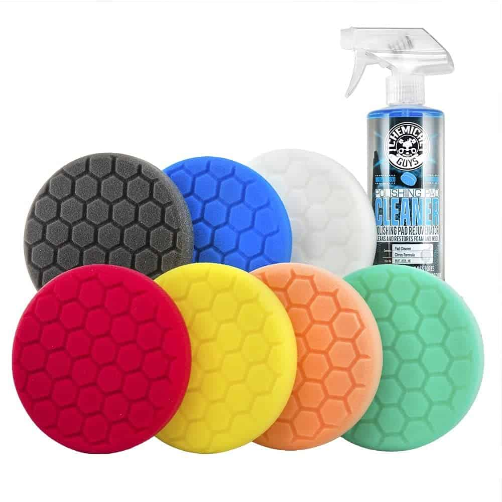 The Best Polishing Pads for Auto Detailing For 2020
