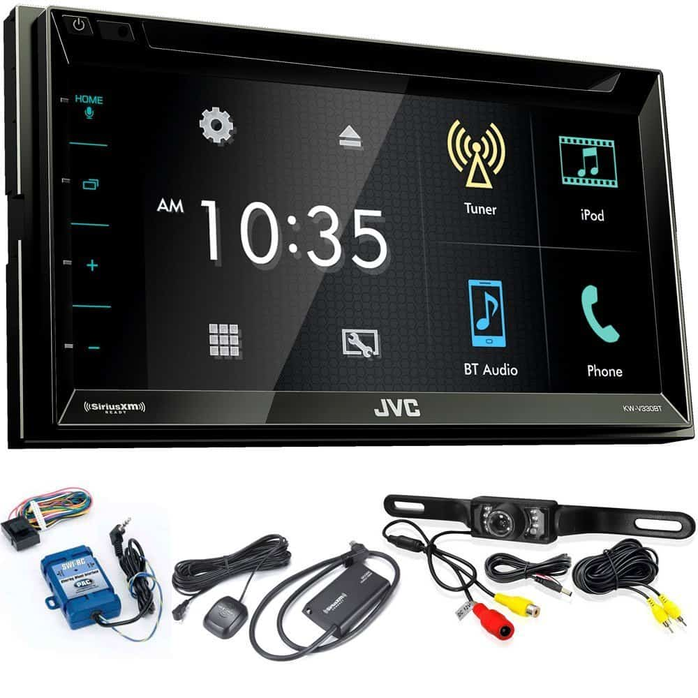 Best In-Dash DVD and Video receivers
