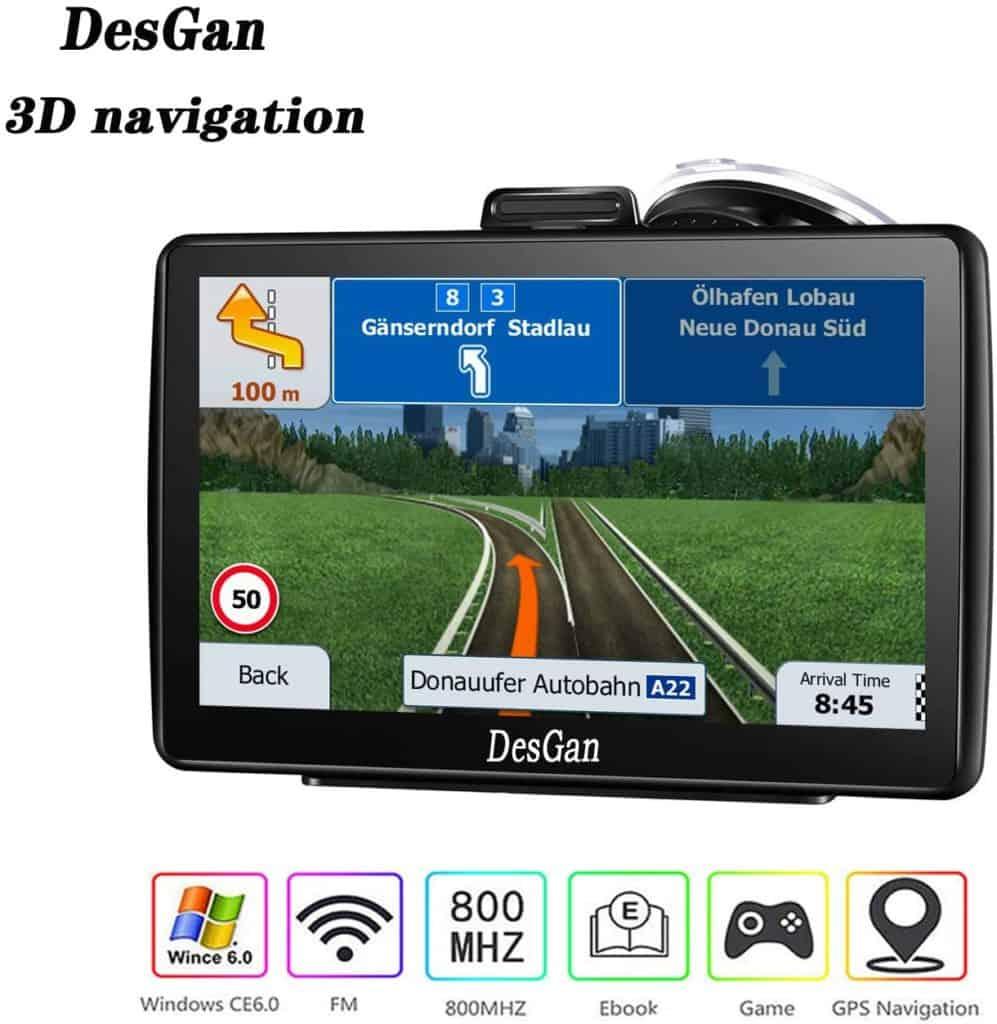 Best Car GPS Navigation Systems