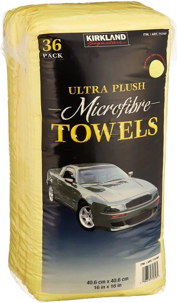 Best Microfiber Car Towels